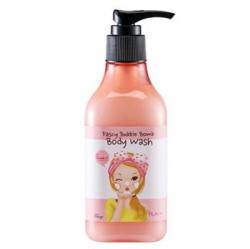 Fascy Bubble Bomb Body Wash Peach - Гель для душа персиковый 250 мл