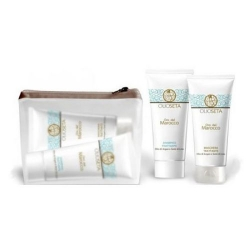"Barex Travel Kit Nourishing Shampoo + Nourishing Mask - Набор ""Тревел Кит"" Питательный шампунь + Питательная маска 100 + 100 мл"