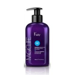 Kezy Magic Life Blond Hair Energizing Shampoo - Шампунь укрепляющий для светлых волос, 300мл