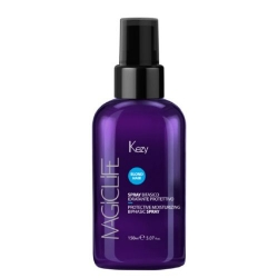 Kezy Magic Life Blond Hair Protective Moisturizing Spray - Спрей двухфазный для увлажнения и защиты волос, 150мл