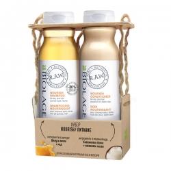 Matrix Biolage R.A.W. NOURISH - Подарочный набор Питание (шампунь 325 мл, кондиционер 325 мл)