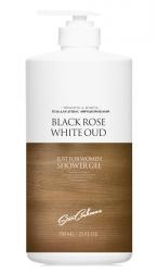 Protokeratin Shower Gel Black Rose & White Oud - Гель для душа с афродизиаками черная роза и белый уд 460мл