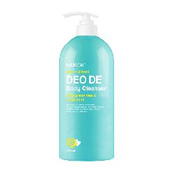 Evas Pedison Deo De Body Cleanser - Гель для душа с ароматом лимона, зеленого чая и мяты, 750мл