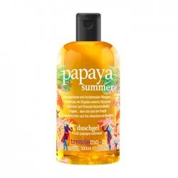 Treaclemoon Papaya Summer Bath & Shower Gel - Гель для душа с летним бодрящим ароматом папайи, 500мл