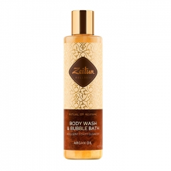 Zeitun Ritual Of Revival Body Wash & Bubble Bath - Argan Oil - Гель для душа с маслом арганы, 250мл