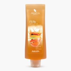 Premium Silhouette Citrus Paradise - Гель для душа, 200 мл