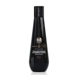 Constant Delight 5 Magic Oil - Гель для прямых и кудрявых волос 5 Масел, 200 мл