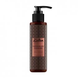 Zeitun Daily Wash Face & Beard Cleanser - Гель для умывания для мужчин, 100мл