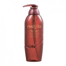 Flor de Man Redflo Camellia Hair Gel - Super Hard - Гель Ухаживающий с сильной фиксацией для укладки волос, 500 мл