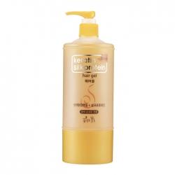 Flor de Man with Flowers Keratin Silkprotein Hair Gel - Гель для укладки волос, 500 мл