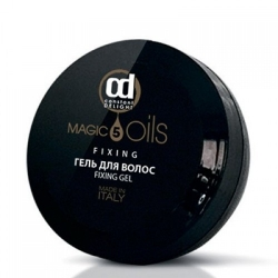 Constant Delight 5 Magic Oil - Гель для волос сильной фиксации 5 Масел, 100 мл