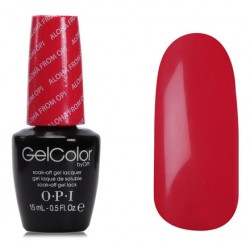 Opi GelColor Aloha from OPI, - Гель-лак для ногтей, 15мл