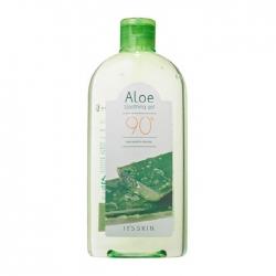 It's Skin Aloe 90% Soothing Gel - Универсальный гель для лица и тела с 90% экстрактом сока алоэ вера 320 мл
