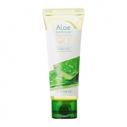 It's Skin Aloe 90% Soothing Gel - Универсальный гель для лица и тела с 90% экстрактом сока алоэ вера 75 мл