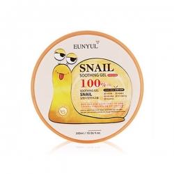 EUNYUL Snail Soothing Gel - Успокаивающий гель с улиткой, 300 мл