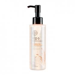 The Face Shop Rice Water Bright Cleansing Rich Oil - Гидрофильное масло с экстрактом рисовых отрубей для сухой кожи, 150 мл