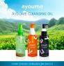 Ayoume Olive Herb Cleansing Oil - Гидрофильное масло на основе 100% масла оливы, 150 мл