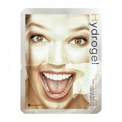 BeauuGreen Hydrogel Clear Brightening Mask - Гидрогелевая маска с арбутином и коллагеном, 28мл
