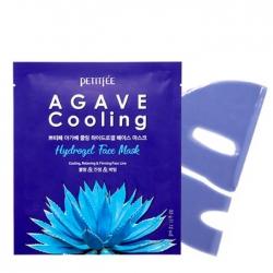 Petitfee Agave Cooling Hydrogel Face Mask - Гидрогелевая маска для лица с экстрактом агавы, 32 мл