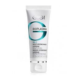 GIGI Cosmetic Labs Bioplasma Moisturizing Mask Supreme - Маска увлажняющая энергетич Суприм 75 мл