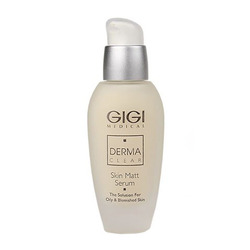 GIGI Cosmetic Labs Derma Clear Serum Skin Matt - Сыворотка матирующая 30 мл