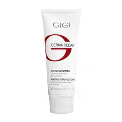 GIGI Cosmetic Labs Derma Clear Therapeutic Mask - Маска терапевтическая 75 мл