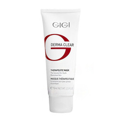 GIGI Cosmetic Labs Derma Clear Therapeutic Mask - Маска терапевтическая 75 мл