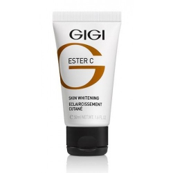 GIGI Cosmetic Labs Ester C Skin Whitening cream - Крем улучшающий цвет лица, 50 мл