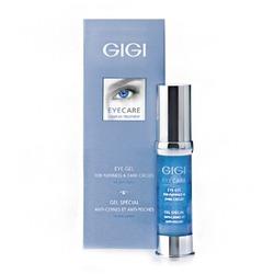 GIGI Cosmetic Labs Eye Care Complex Treatment Gel - Гель для век от отеков и темных кругов 25 мл