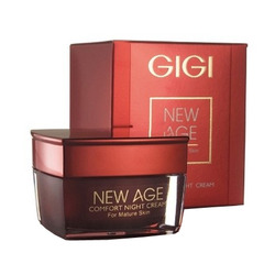 GIGI Cosmetic Labs New Age Comfort Night Cream - Крем-комфорт ночной миниатюра 35 мл
