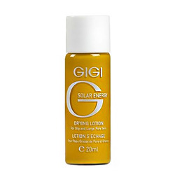 GIGI Cosmetic Labs Solar Energy Drying Lotion - Лосьон подсушивающий 20 мл