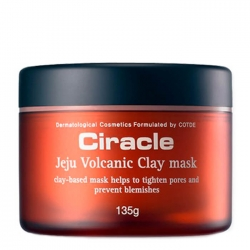 Ciracle Jeju Volcanic Clay Mask - Глиняная маска Абсорбирующая 135 мл