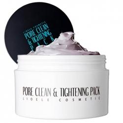 Lioele Pore Clean & Tightening Pack - Глиняная маска для очищения и сужения пор, 140мл
