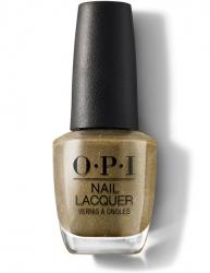 OPI - Лак для ногтей Glitzerland, 15 мл