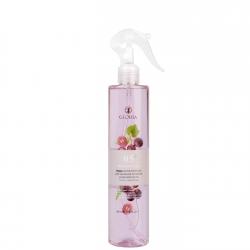 Gloria water to remove residues of sugar paste Aloe and grapes - Вода косметическая для удаления остатков сахарной пасты «Алоэ и виноград» с триггером 350 мл