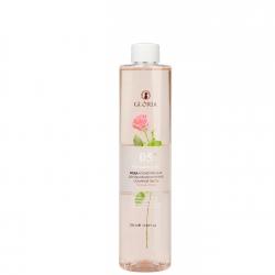 Gloria water to remove residual sugar paste Gentle Rose - Вода косметическая для удаления остатков сахарной пасты «Нежная роза» с крышкой 350 мл