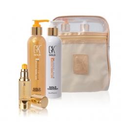 "GKhair Gold Line Gift Set - Подарочный набор ""Золотая коллекция"", 1 шт"