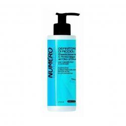 Brelil numero elasticizing curl boos - Гель для моделирования вьющихся волос с оливковым маслом 200 мл