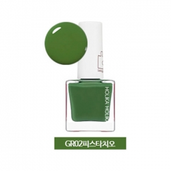 Holika Holika Piece Matching Nails - Lacquer - Лак для ногтей тон GR02, фисташковый, 10 мл
