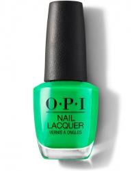 OPI - Лак для ногтей Green Come True, 15 мл