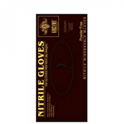 Greymy Professional Nitrile Gloves size M - Нитриловые перчатки для волос размер M  1 пара