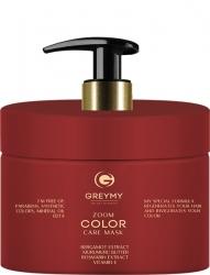 Greymy Zoom Color Care Mask - Маска для усиления цвета окрашенных волос, 500 мл