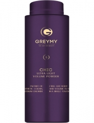 Greymy Chic Ultra Light Volume Powder - Пудра для объема и текстуры, 10 г