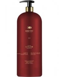 Greymy Zoom Color Shampoo - Шампунь для усиления цвета окрашенных волос, 1000 мл