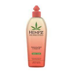Hempz Hydrating Bath & Body Oil - Масло для ванны и тела увлажняющее 200 мл