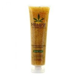 Hempz Sandalwood & Apple Body Scrub - Скраб для тела 265 мл