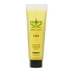 Hempz Lip Balm SPF 15 - Бальзам для губ SPF 15 14,5 гр