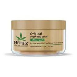 Hempz Original Herbal Sugar Body Scrub - Скраб для тела увлажняющий 176 гр
