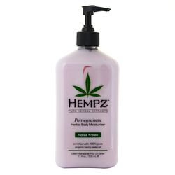 Hempz Pomegranate Herbal Body Moistyrizer - Молочко для тела увлажняющее с гранатом 500 мл