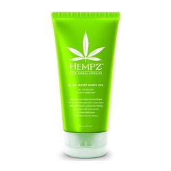 Hempz Ultra Moist Shave Gel - Гель для бритья 145 мл